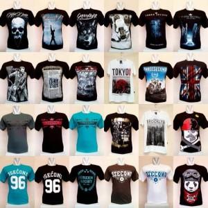Pusat Grosir Distributor Kaos Distro Bandung Murah 26ribu Baju Original Online Berkualitas